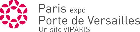 logo-Paris-Porte de Versaille-Sébastien Galaup-foire et salon-parc exposition