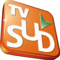 logo-Groupe TV Sud-animateur micro-Sébastien Galaup-reportage-tournage