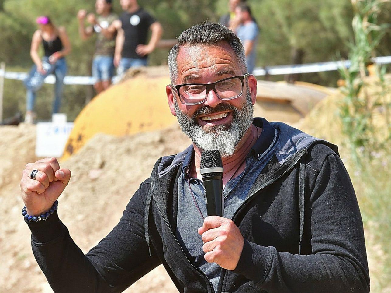 speaker sportif-événements sportifs-Sébastien Galaup-commentateur