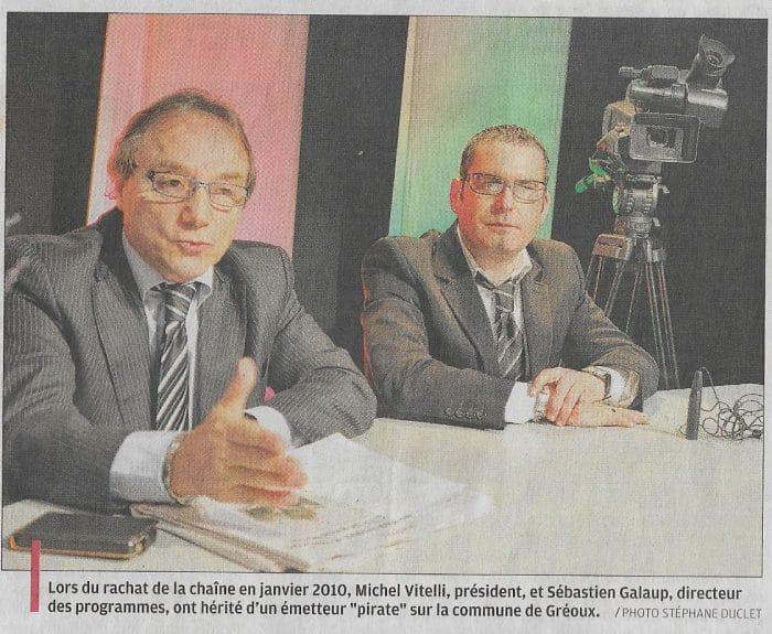 Directeur Télé Locale Provence