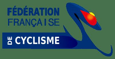 logo-Fédération Française de cyclisme-Sébastien Galaup-presentateur sportif-vélo