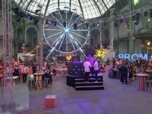disc-jockey-Grand Palais-animation soirée entreprise-