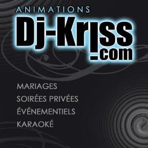 Animation soirée entreprise-Disc jockey Kriss-musique