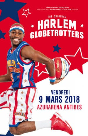 basket ball-Harlem globetrotters-USA-Sébastien Galaup-speaker sportif-show