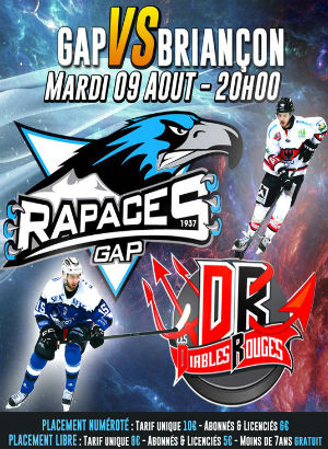 hockey sur glace-match-derby-Hautes Alpes-Sébastien Galaup-speaker sportif