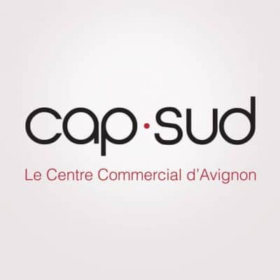 Logo-Cap Sud Avignon-animation commerciale-zone commerciale-Avignon