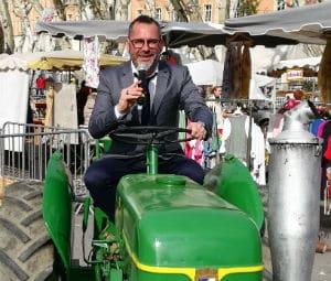 ambianceur-Sébastien Galaup-foire agricole-marché paysan