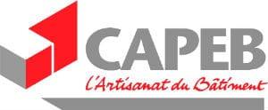 Logo-CAPEB-journaliste animateur de table ronde-artisanat