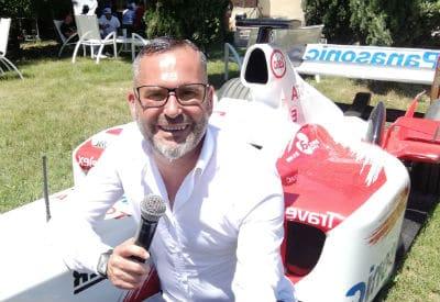 speaker sportif-formule 1-automobile