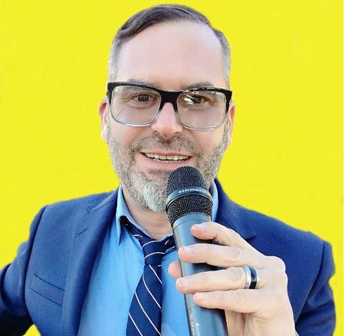 Sébastien Galaup-accueil-journaliste-débat national