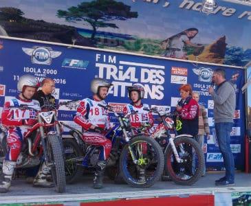 speaker moto-championnat du monde-trial des nations
