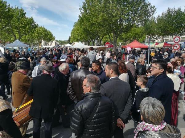 animateur de foire agricole-public-exposants-fête du fromage-Banon