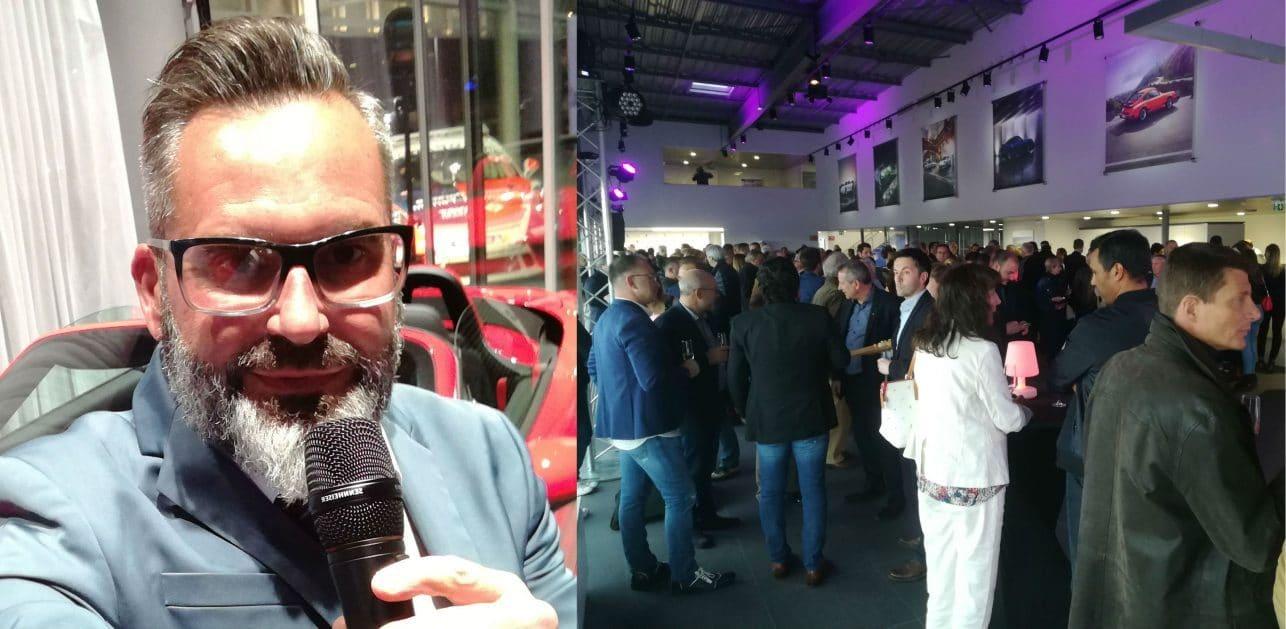 animateur micro-inauguration-invités-Sébastien Galaup