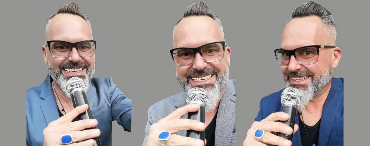 Accueil-Sébastien Galaup-animateur événementiel-micro-professionnel