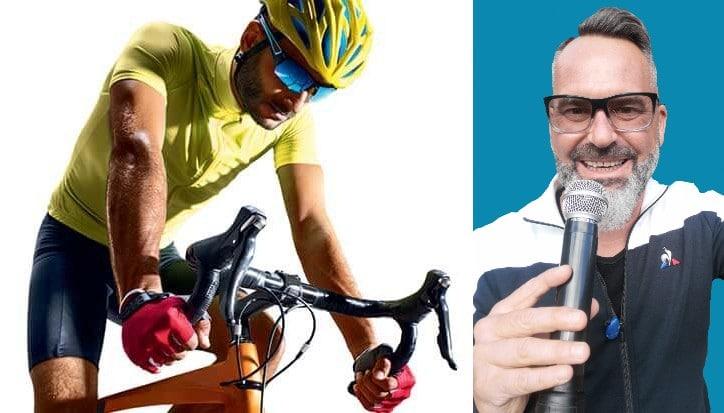 cyclisme-Tour des Alpes-Sébastien Galaup-speaker