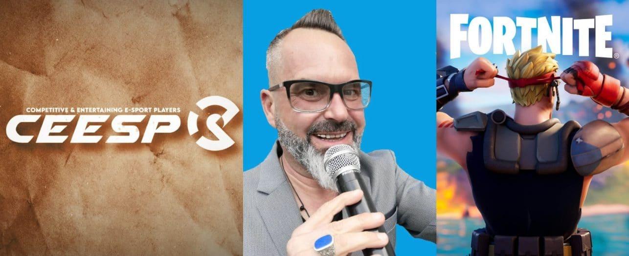 commentateur esport-Fortnite-jeux vidéo-Sébastien Galaup