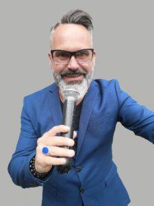 présentateur-Sébastien Galaup-animer