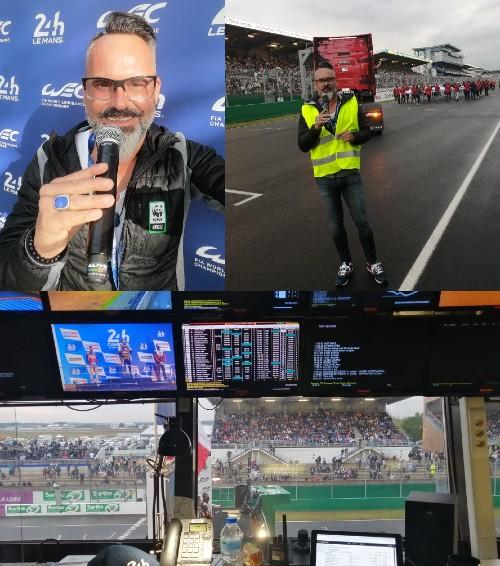 24H du Mans-rassemblement-spectateurs-Sébastien Galaup-vitesse