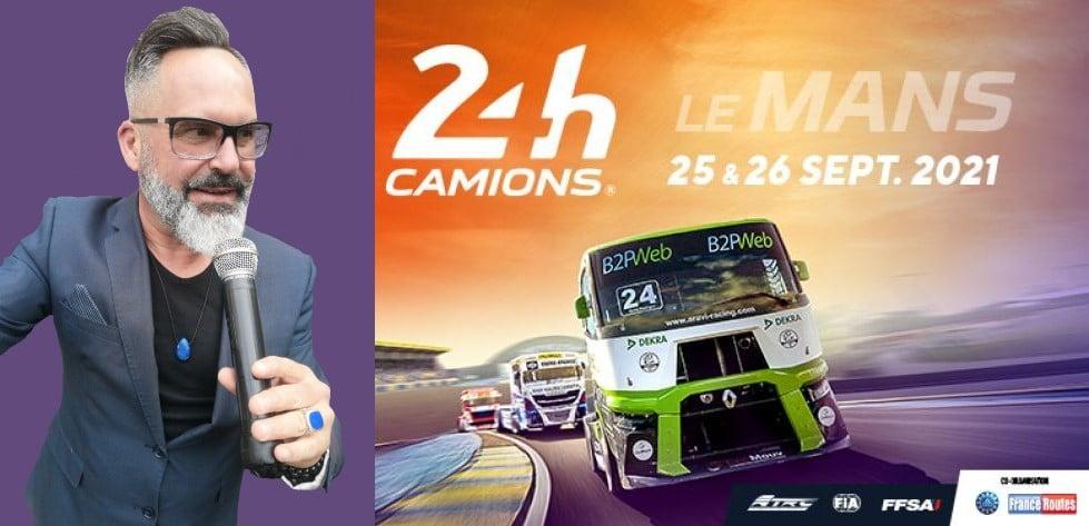 Animation-24H du Mans-camions